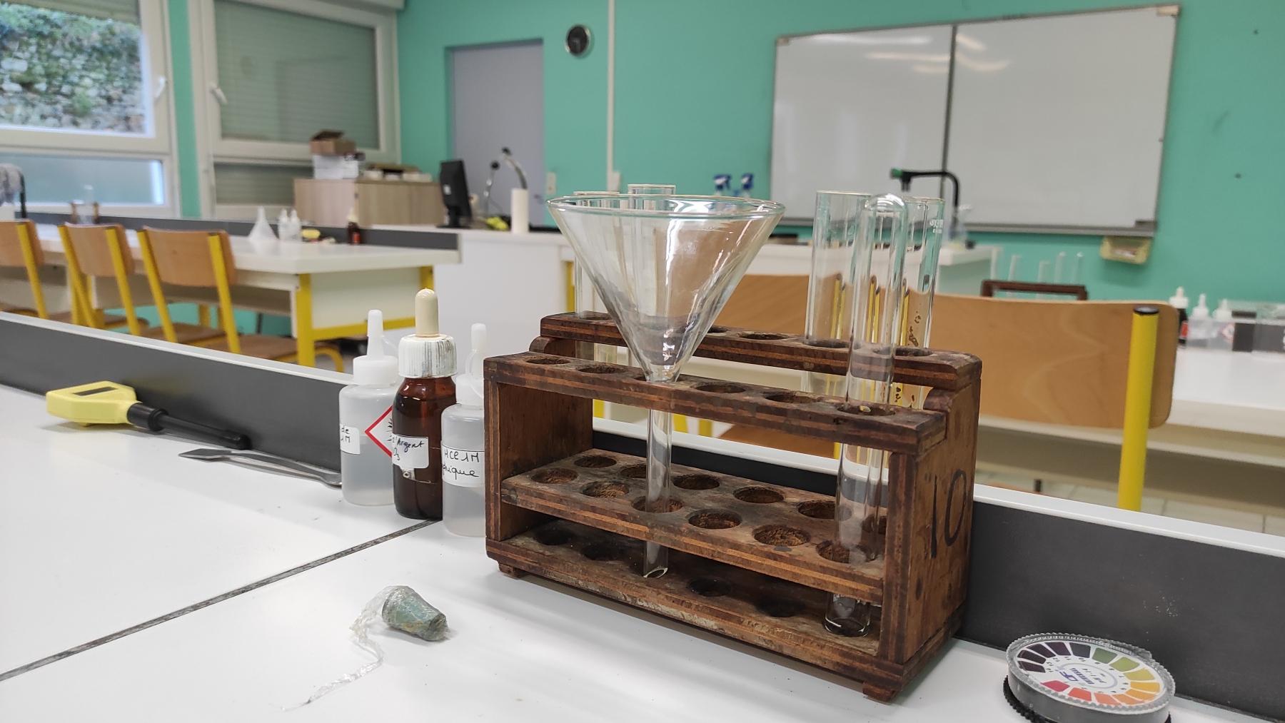 Laboratoire n°1